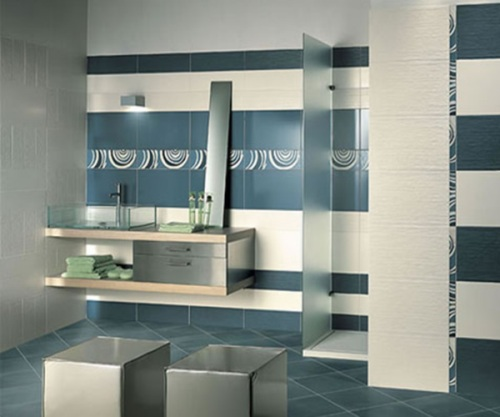 bathroom tiles designs and colors photo - 4