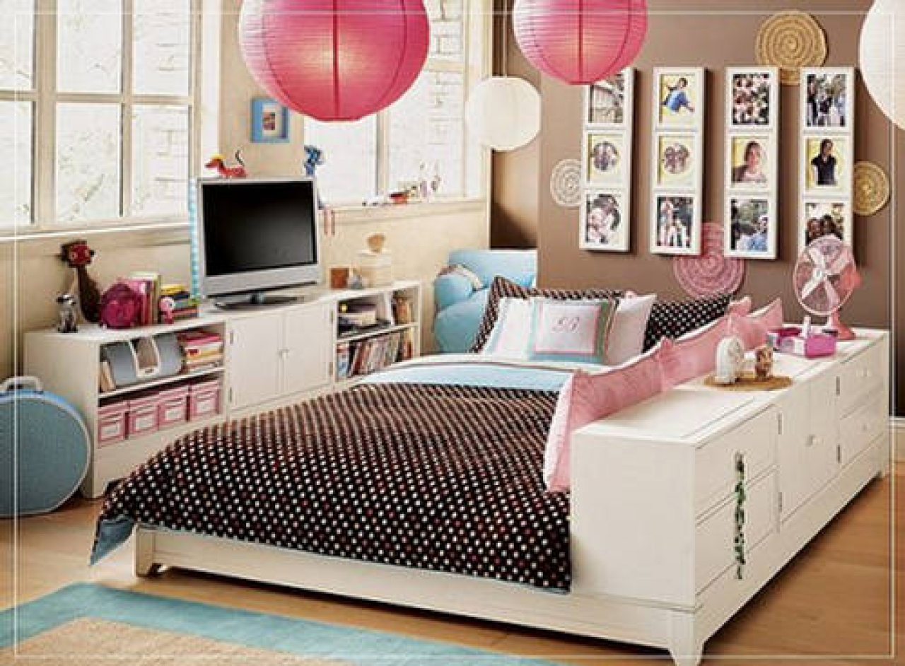 bedroom furniture for a teenage girl photo - 3
