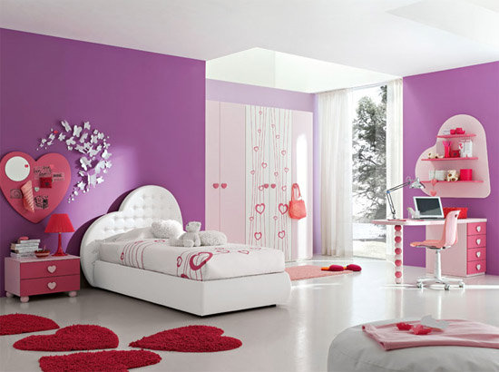 bedroom furniture for a teenage girl photo - 6