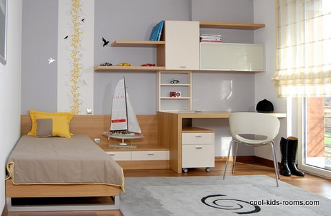bedroom furniture for autistic kids photo - 5