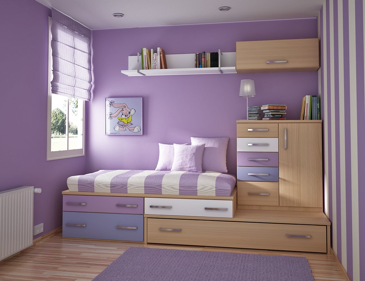 bedroom furniture for kids room photo - 2