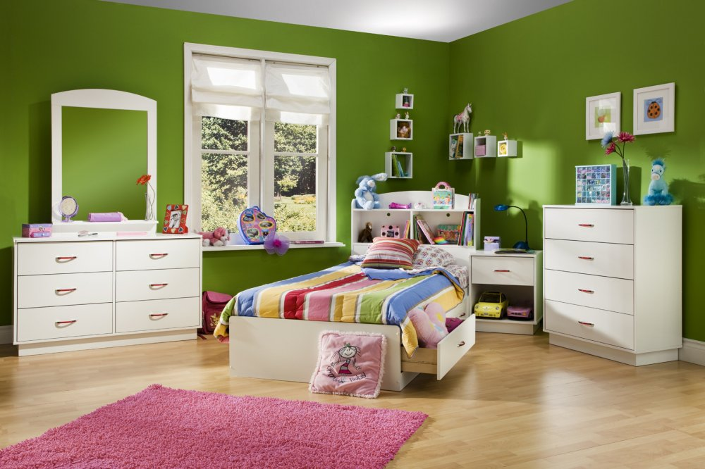 bedroom furniture for kids room photo - 6