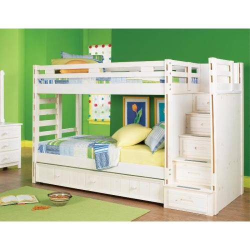 bedroom furniture for twin girls photo - 2