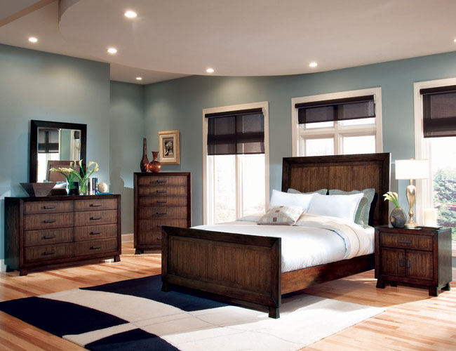 Bedroom Decorating Ideas With Dark Furniture bedroom furniture ideas decorating. zamp.co