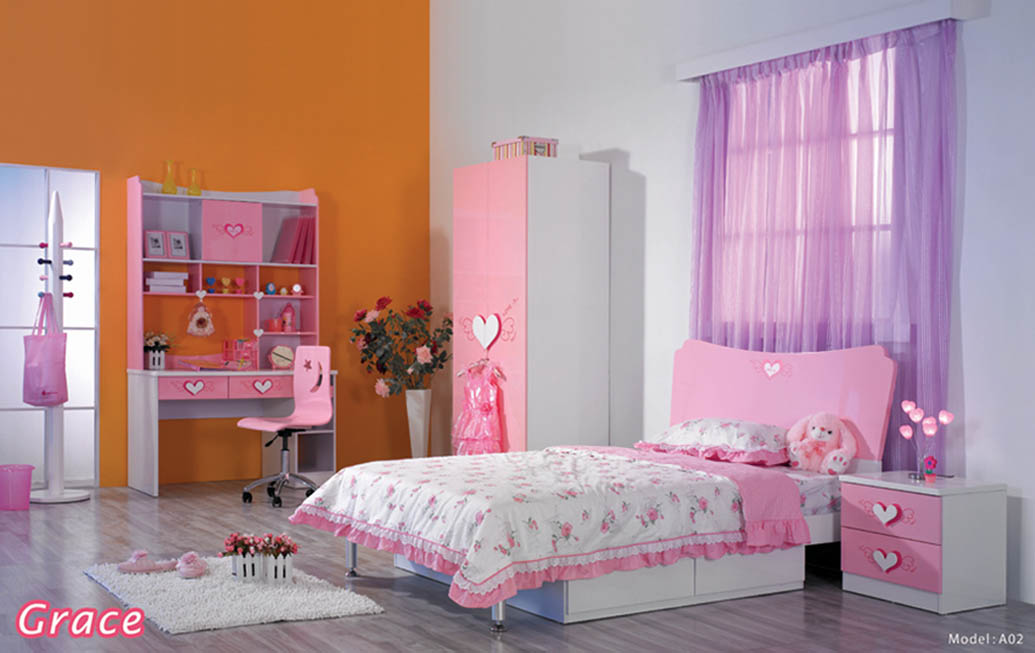 bedroom furniture ideas for girls photo - 4