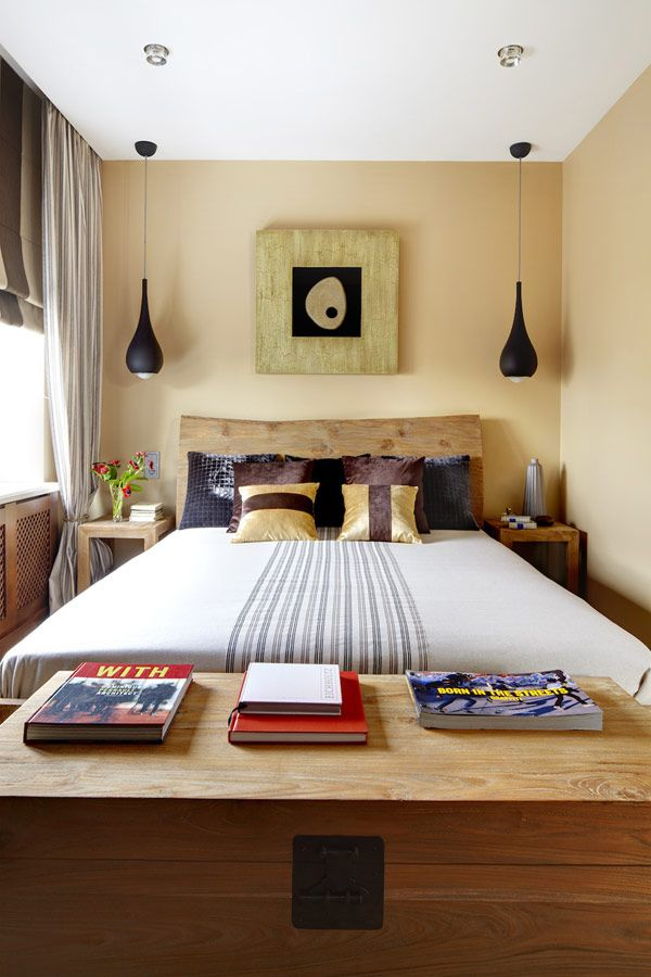 bedroom furniture ideas for small room photo - 3