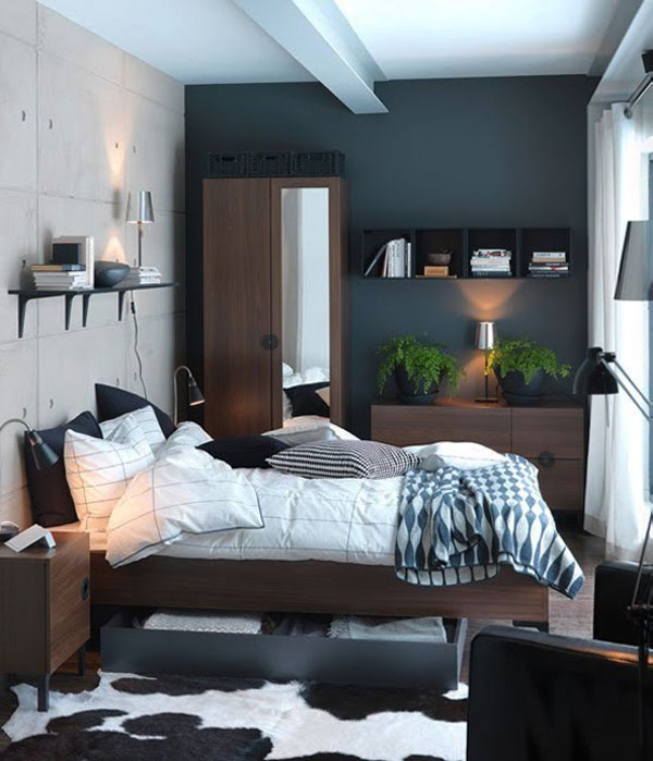 bedroom furniture ideas for small room photo - 5