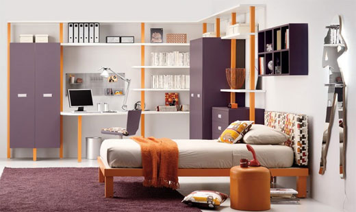 bedroom furniture ideas for teenagers photo - 3