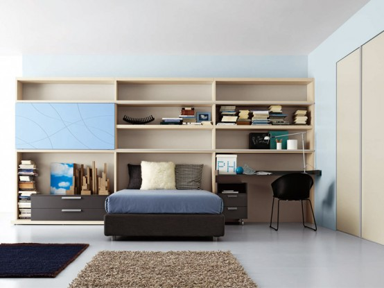 bedroom furniture ideas for teenagers photo - 5