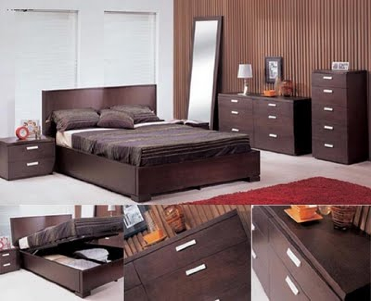Bedroom furniture sets for men