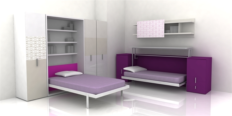 bedroom furniture sets for small room photo - 2