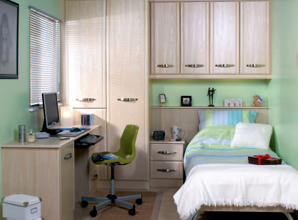 bedroom furniture sets for small room photo - 5
