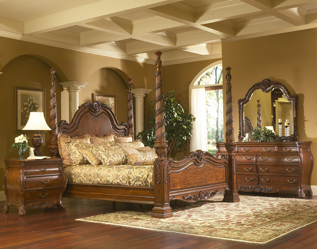 bedroom furniture sets king photo - 5