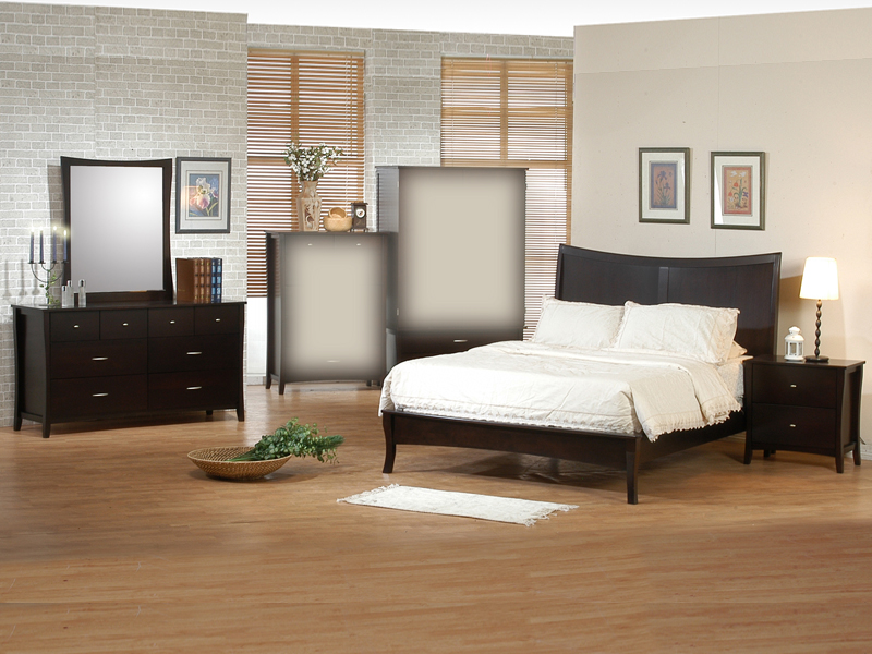 bedroom furniture sets king size bed photo - 5