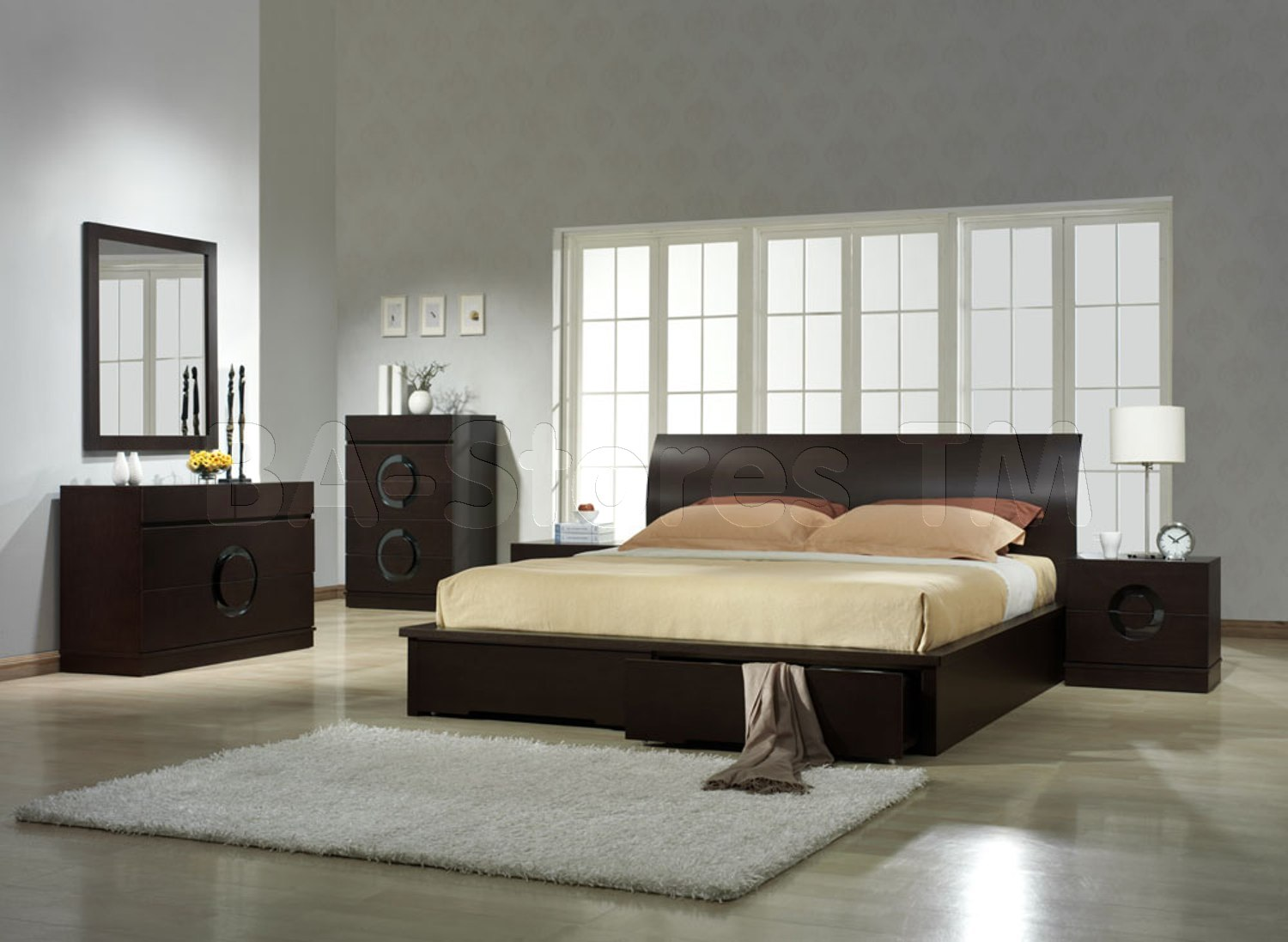 bedroom furniture sets queen size photo - 3