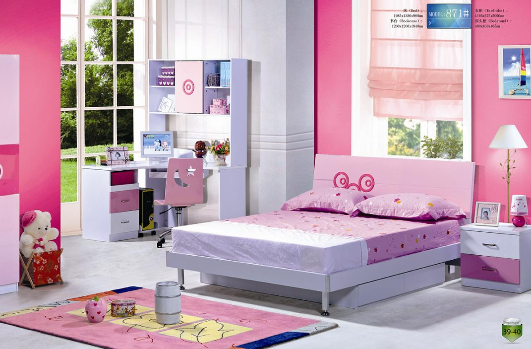 bedroom furniture sets teenage photo - 1