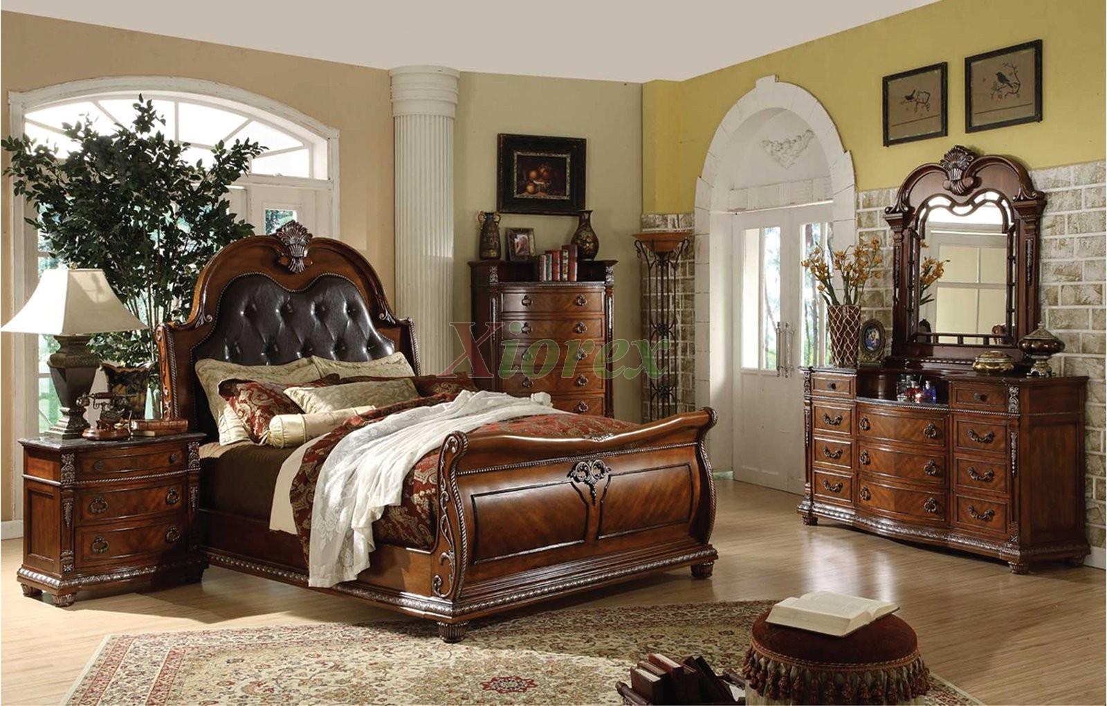 bedroom furniture sets traditional photo - 2