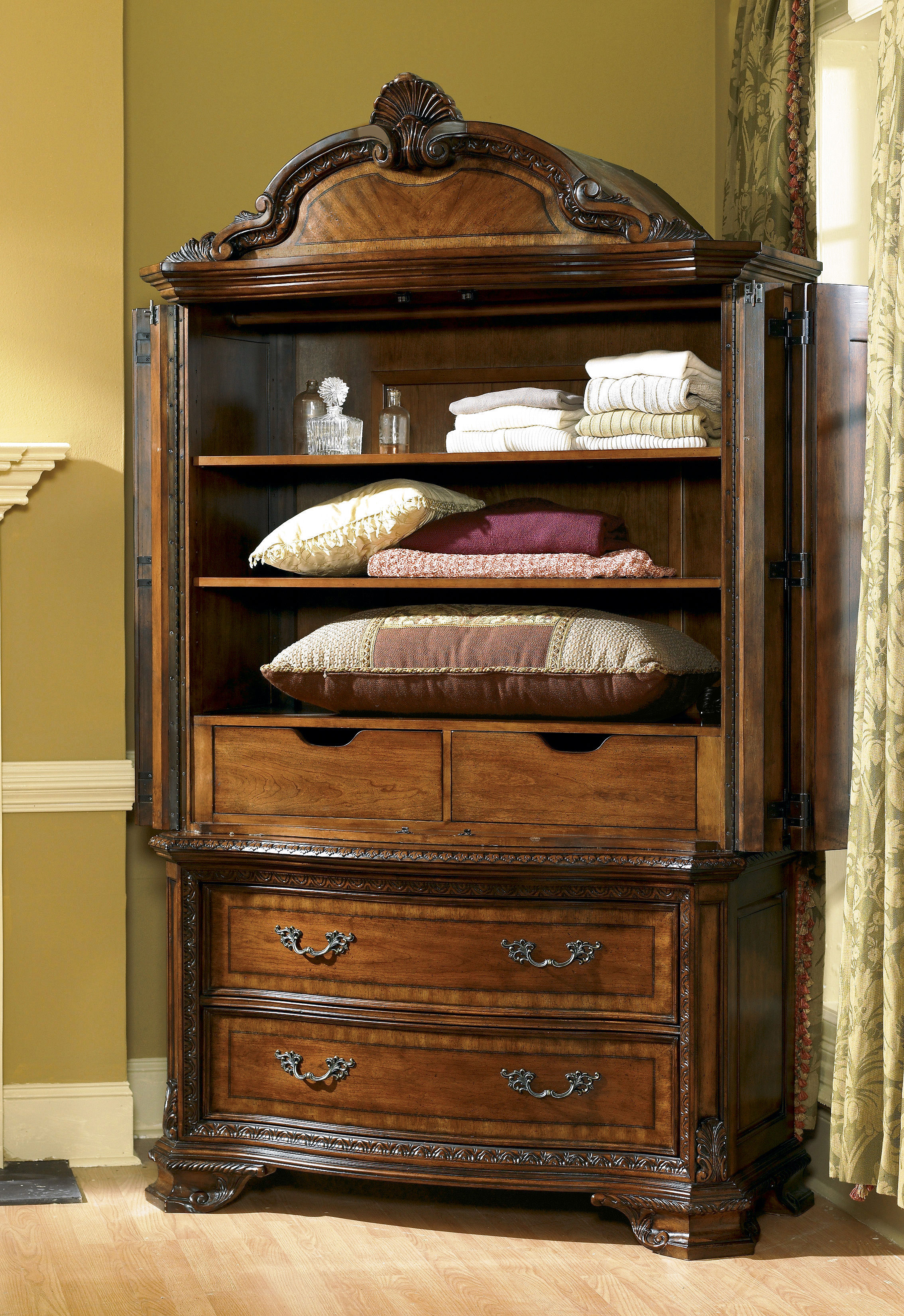 Bedroom furniture sets with armoire