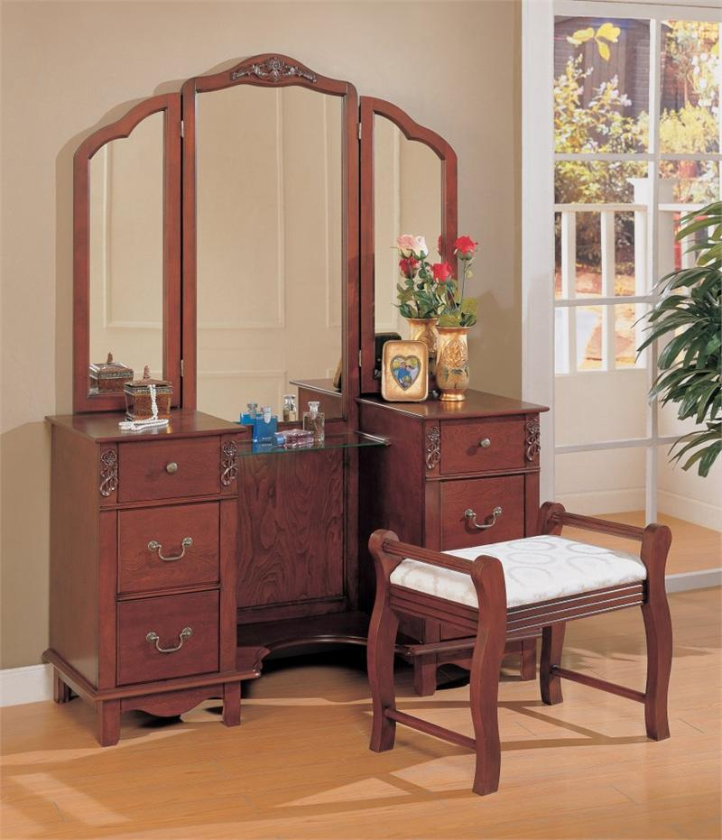 bedroom furniture sets with vanity photo - 5