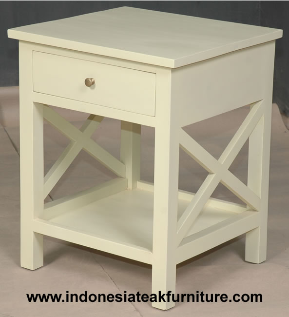 bedroom furniture white distressed photo - 6