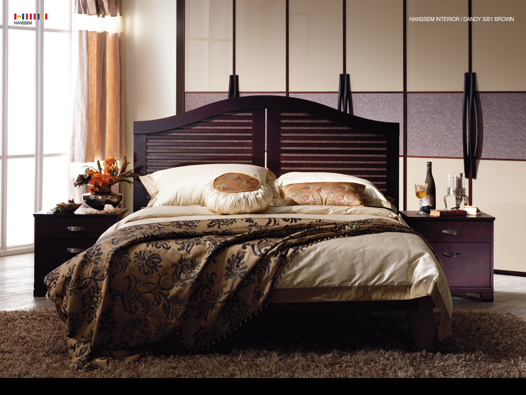 bedroom ideas brown furniture photo - 6