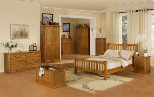 bedroom ideas oak furniture photo - 1