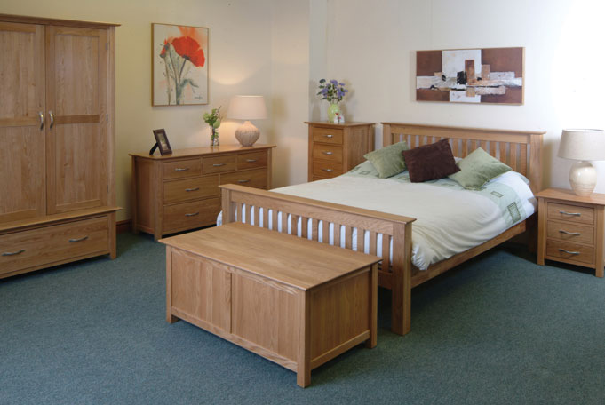 bedroom ideas oak furniture photo - 2