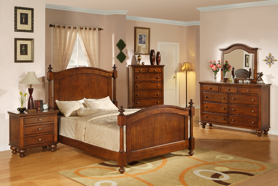 bedroom ideas oak furniture photo - 6