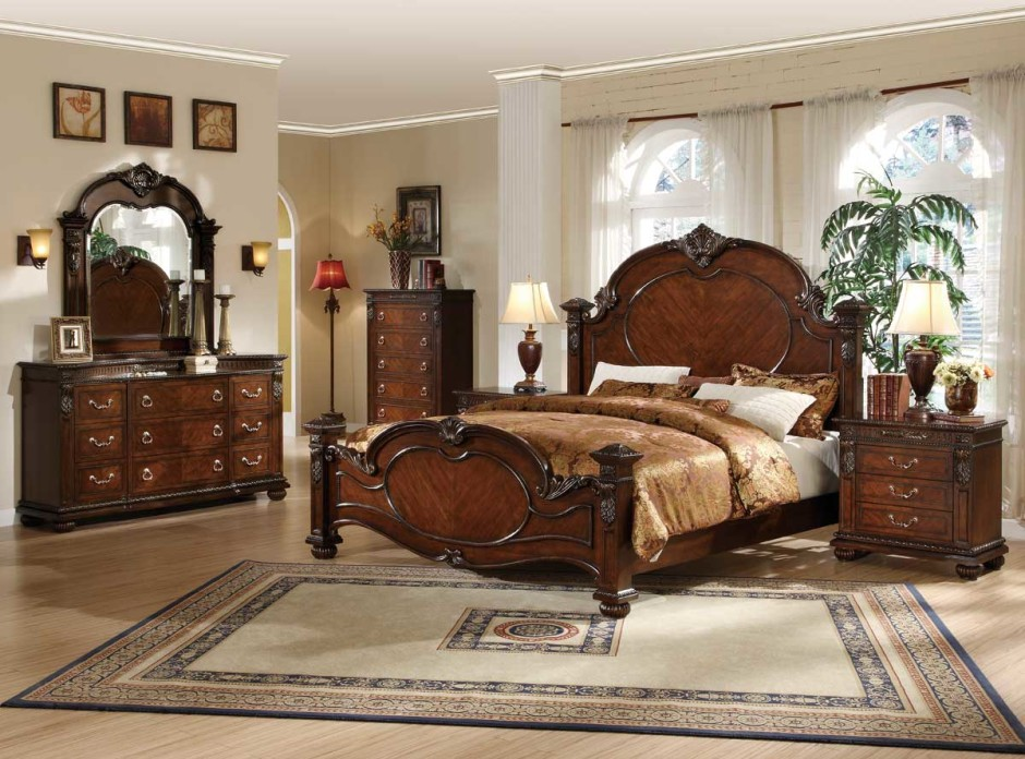 Elegant Master Bedroom Furniture