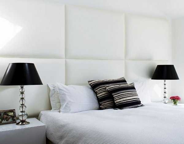 bedroom wall lamp height photo - 4