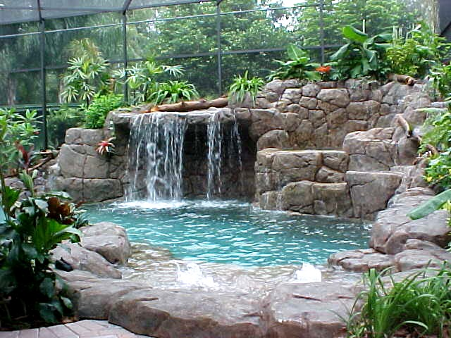 best outdoor garden fountains photo - 5