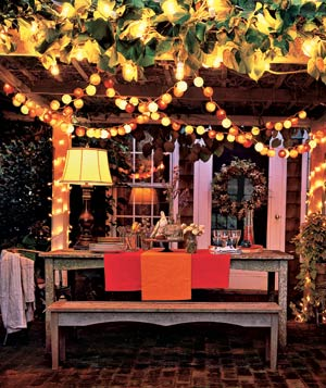 best outdoor party lights photo - 2
