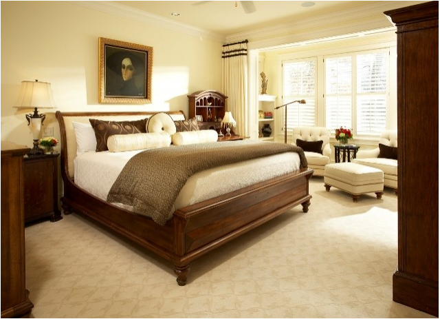 best traditional bedroom designs photo - 2