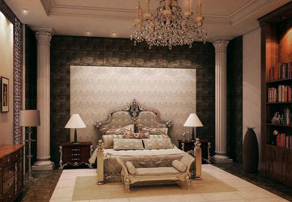 best traditional bedroom designs photo - 5