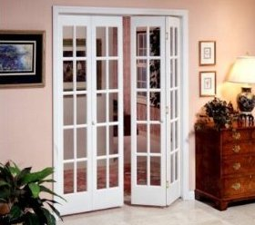 bifold french doors interior lowes photo - 1