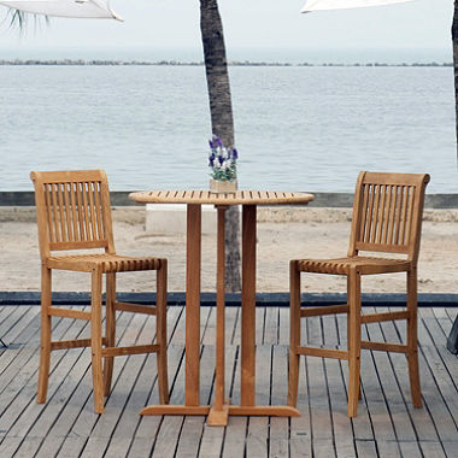 bistro bar sets outdoor furniture photo - 4