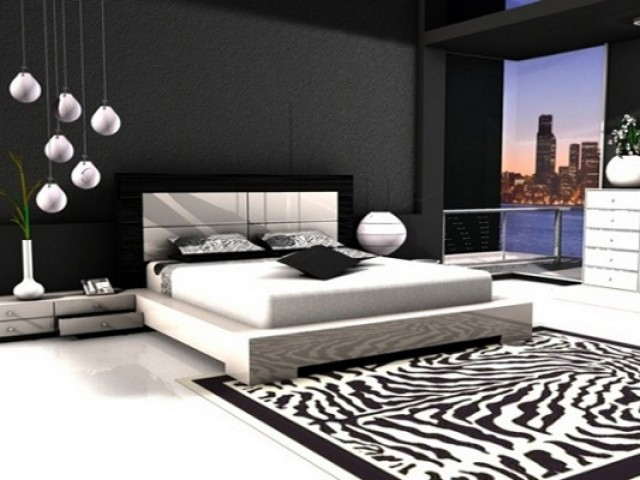 Black And White Bedroom Designs For Teenage Girls Interior Exterior D
