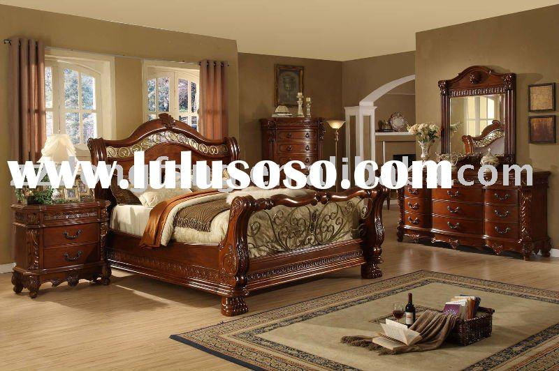 black bedroom furniture with marble top photo - 6