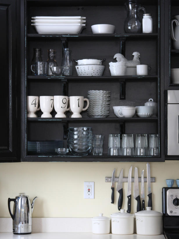 black country kitchen cabinets photo - 2