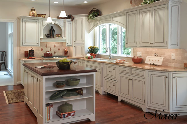 black country kitchen cabinets photo - 6