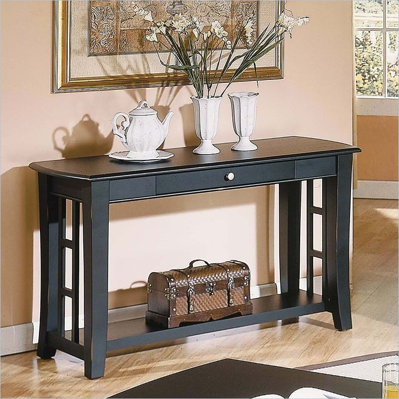 black forest sofa table photo - 2