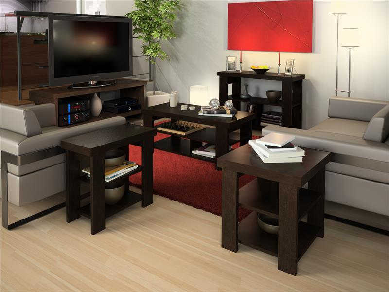 black forest sofa table photo - 3