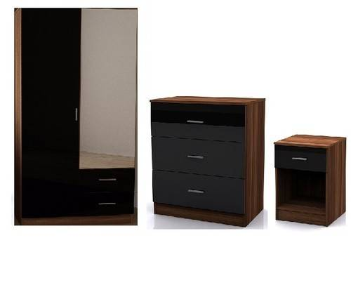 black gloss bedroom furniture ikea photo - 6