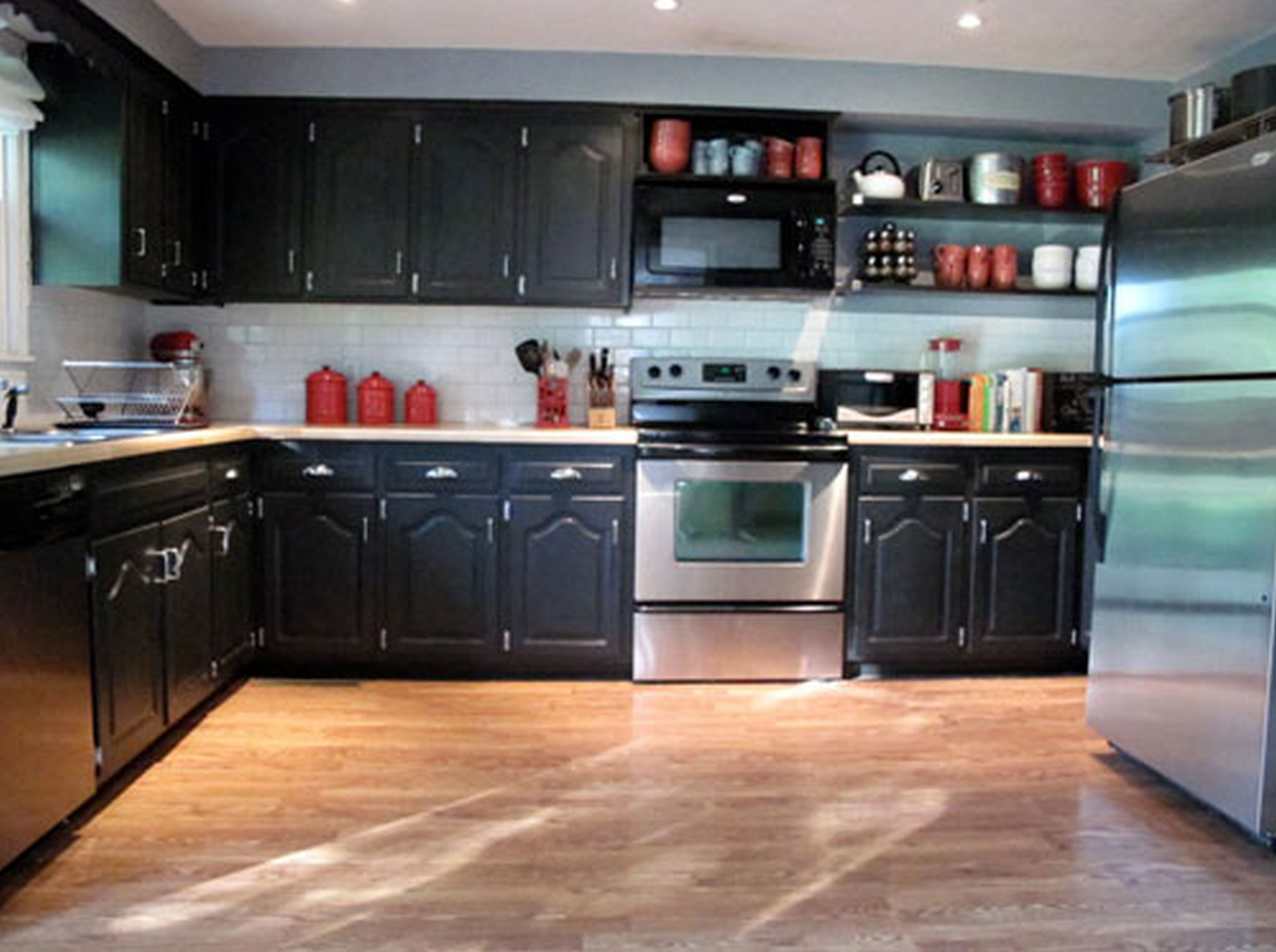 Black Knobs For Kitchen Cabinets