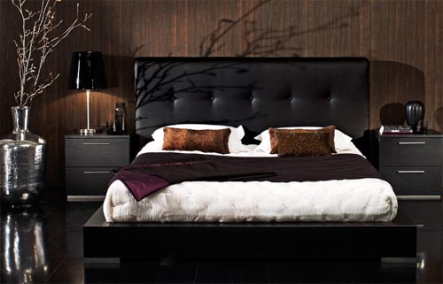 Bedroom Ideas Leather Bed leather headboard bedroom set | dance-drumming