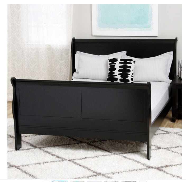 black louis bedroom furniture photo - 5