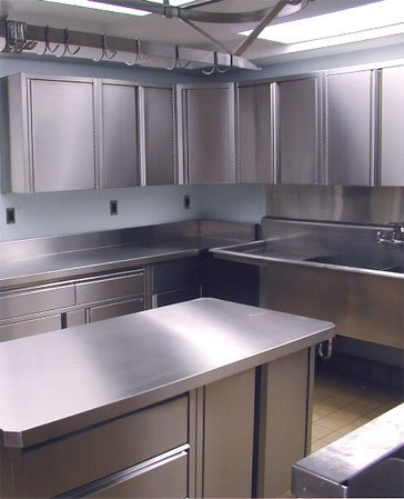 Kitchen Metal Cabinets - cosbelle.com