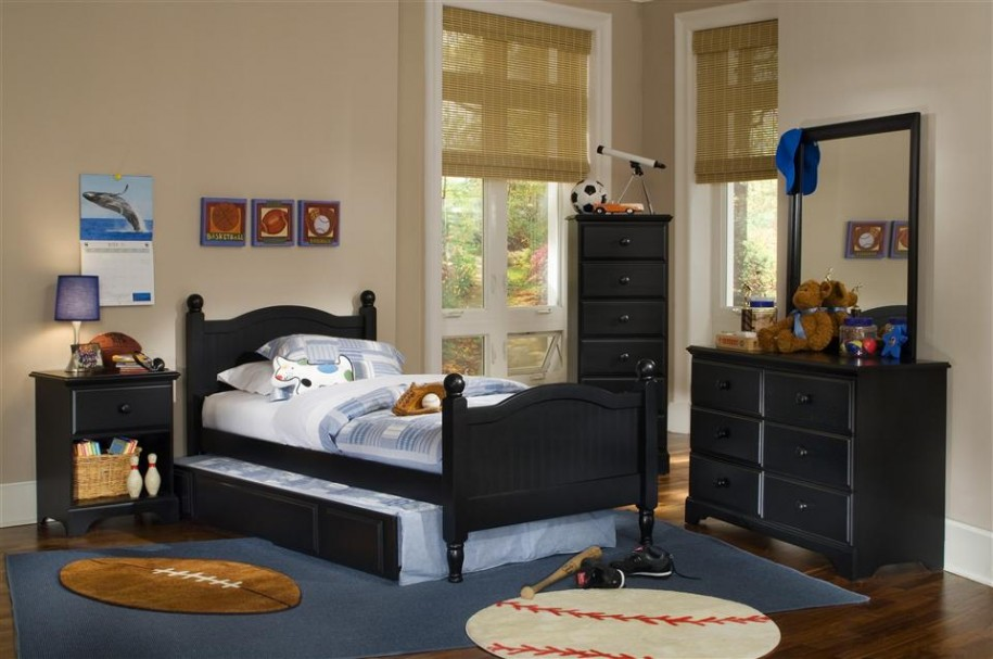 black twin bedroom furniture 3
