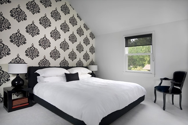 Affordable Black White Bedroom Designs Photo With Black And White Modern  Bedroom