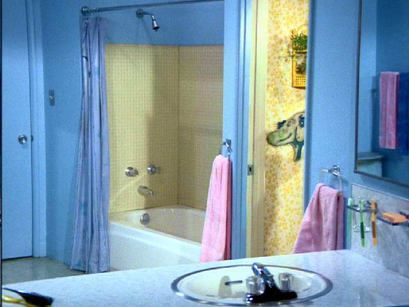 blue and green kids bathroom ideas photo - 6